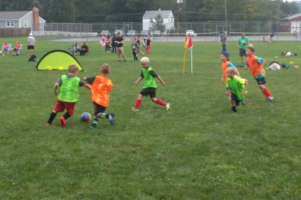 Last Chance Soccer Camp