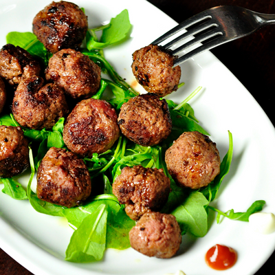 spinach meatball recipe