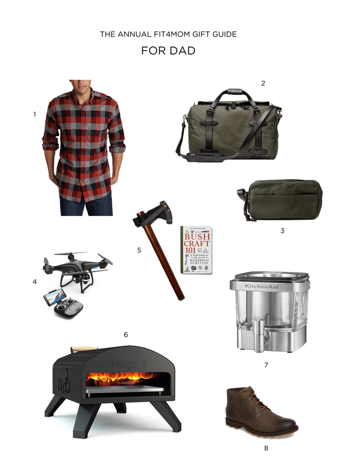 annual holiday gift guide for dad