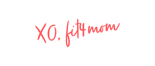 xoxo fit4mom