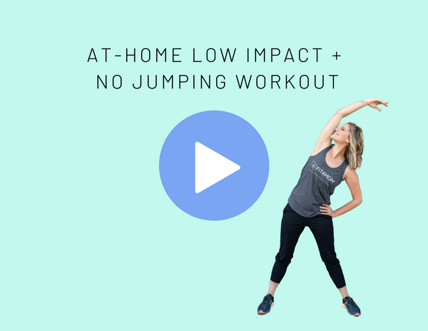 At-Home Low Impact Workout