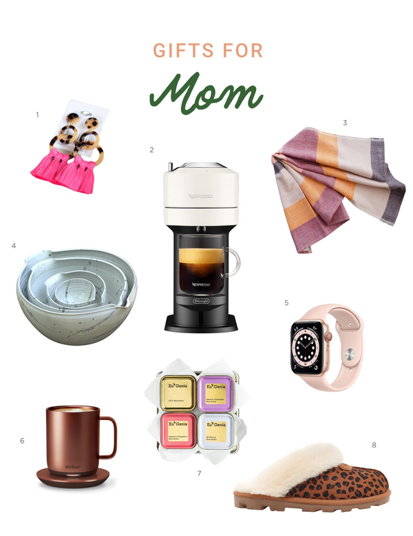 Fit4Mom 2020 Gift Guide - Gifts For Mom