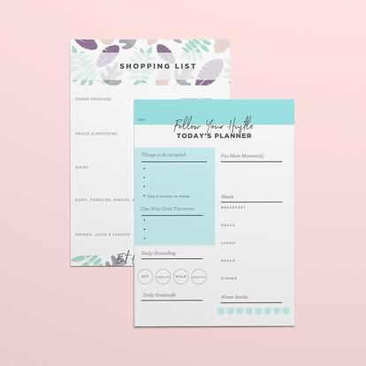 month of mama printables