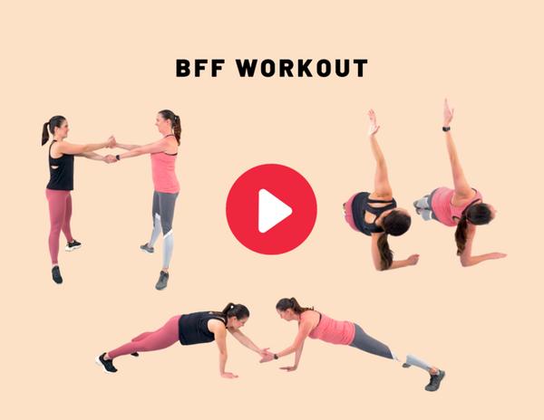 partner workout video