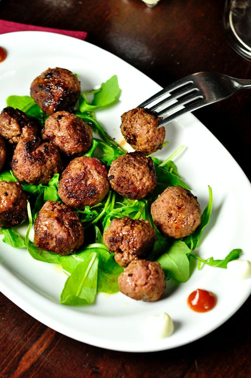 family friendly spinach meatball recipe
