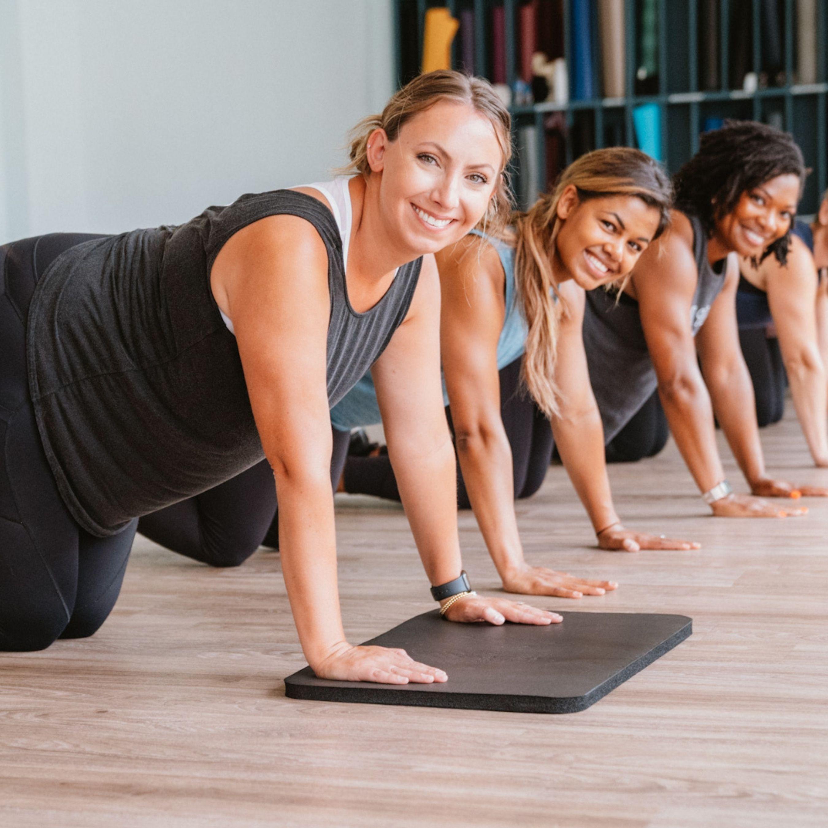 Fitness, Nutrition + Community