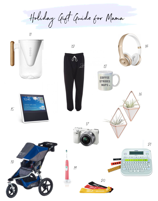 holiday gift guide for mama part 2