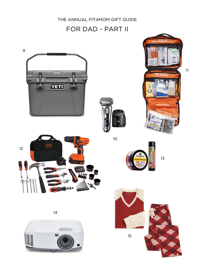 annual holiday gift guide for dad part 2