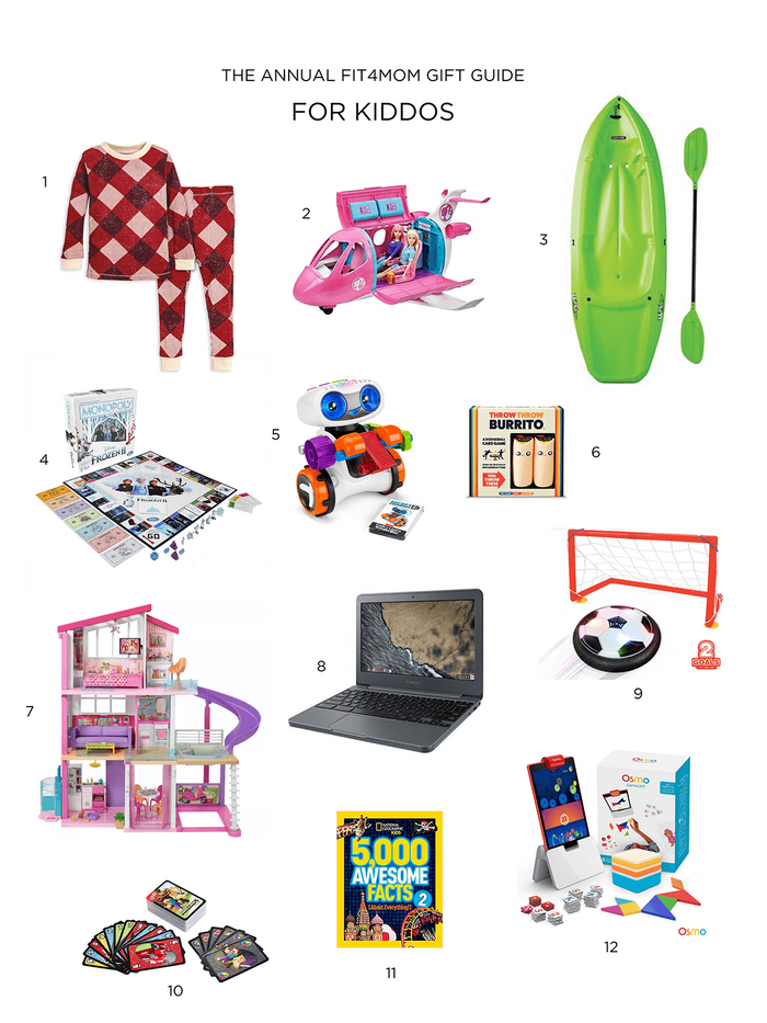 annual holiday gift guide for kids