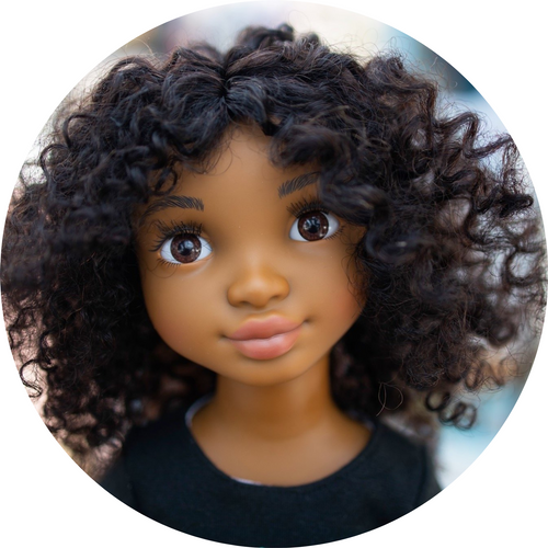 black-owned business Healthy Roots Dolls