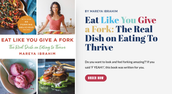 Eat Like You Give A Fork Cookbook