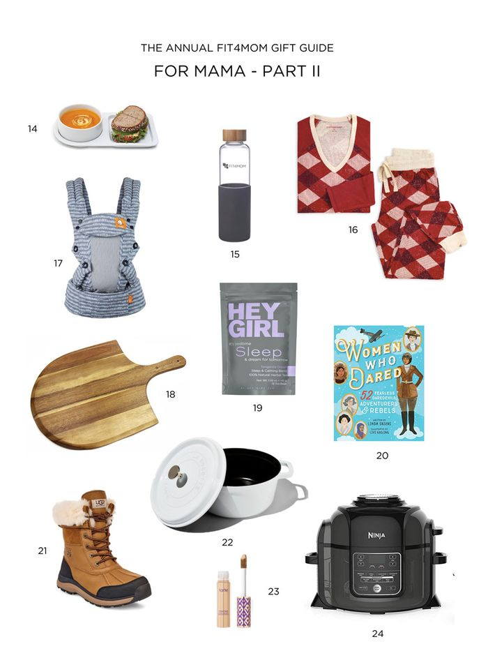 annual holiday gift guide for mom part 2