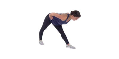 pyramid pose prenatal exercise