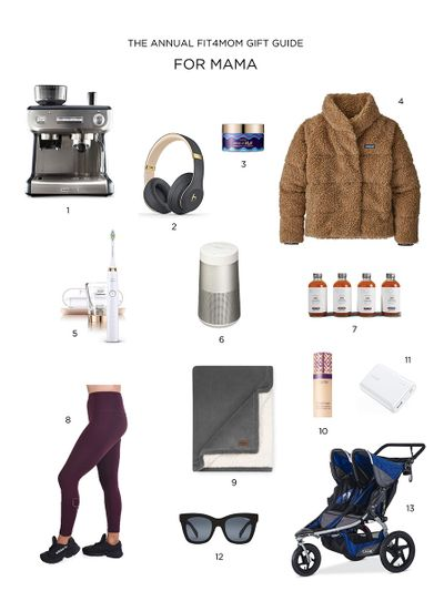 annual holiday gift guide for mom