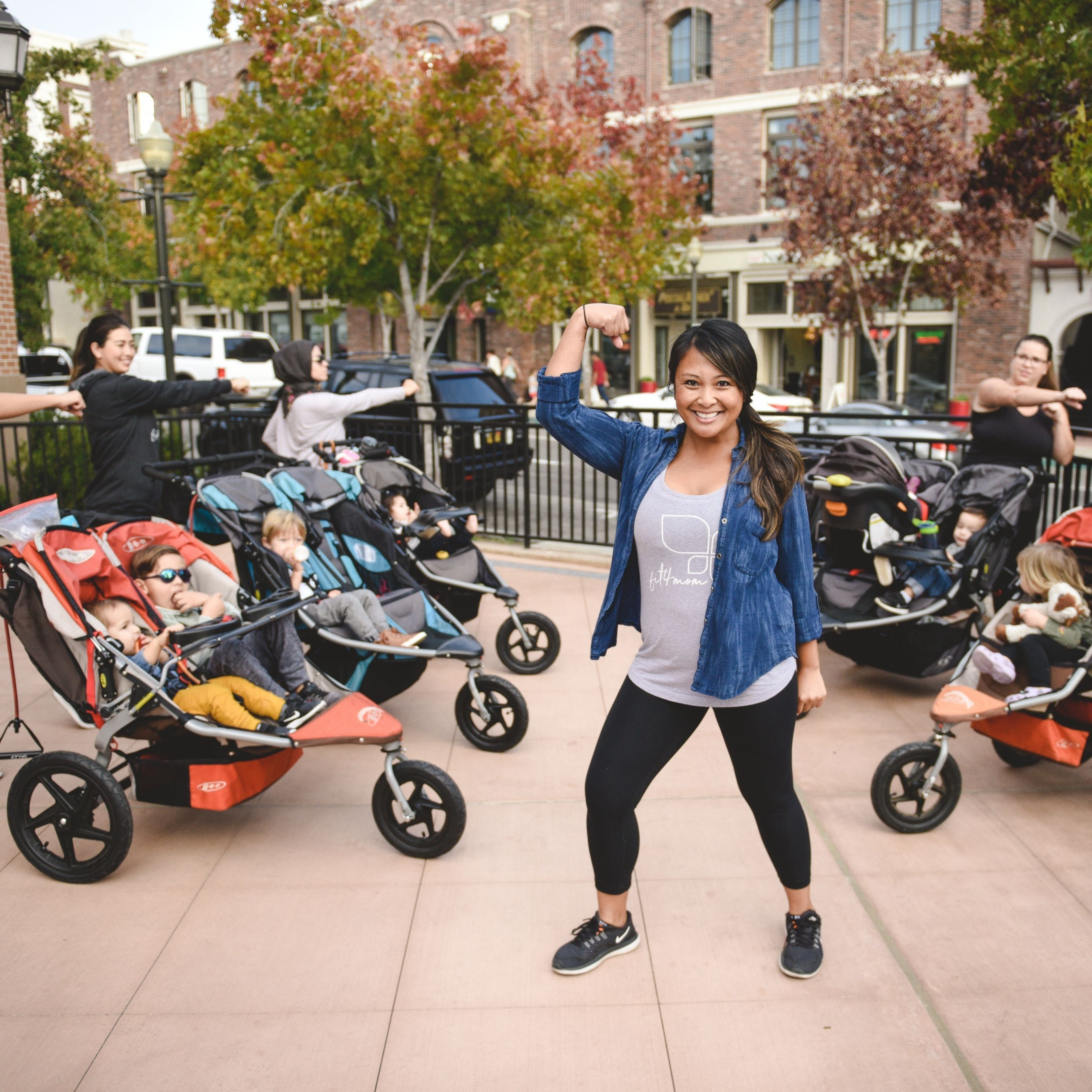 Need a stroller workout?