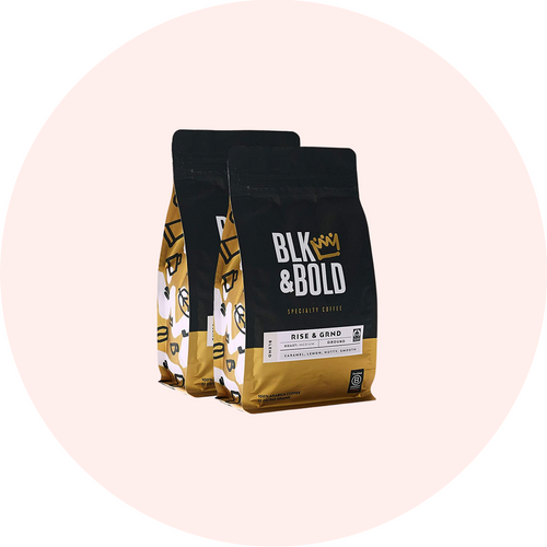 Black-Owned Businesses BLK & BOLD Coffee