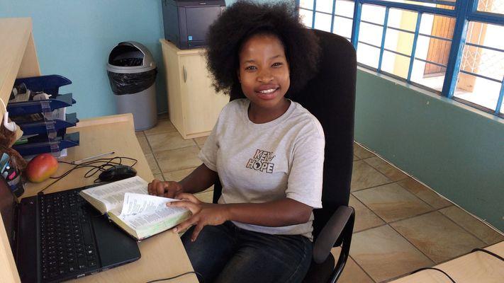 South African team member