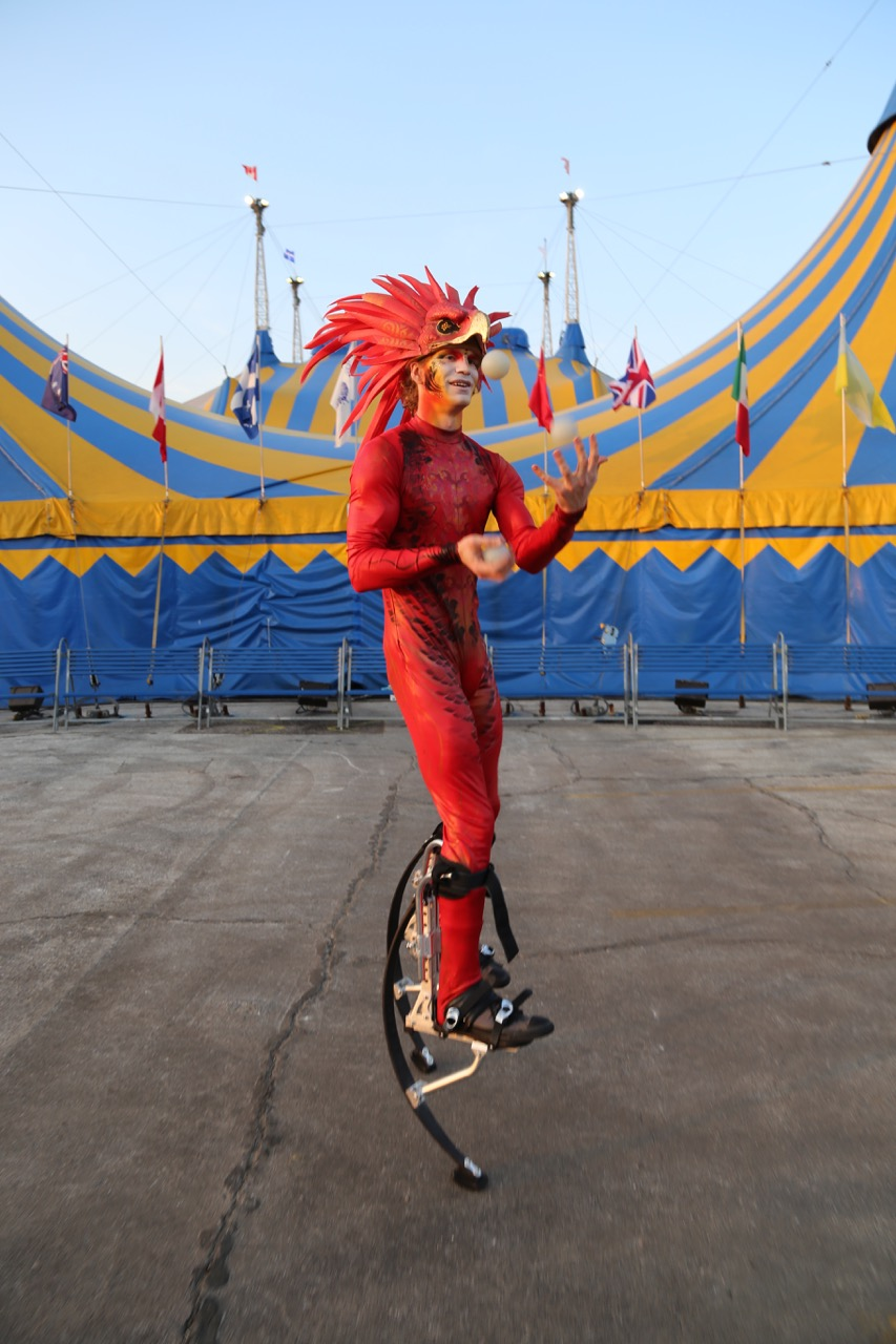houston circus