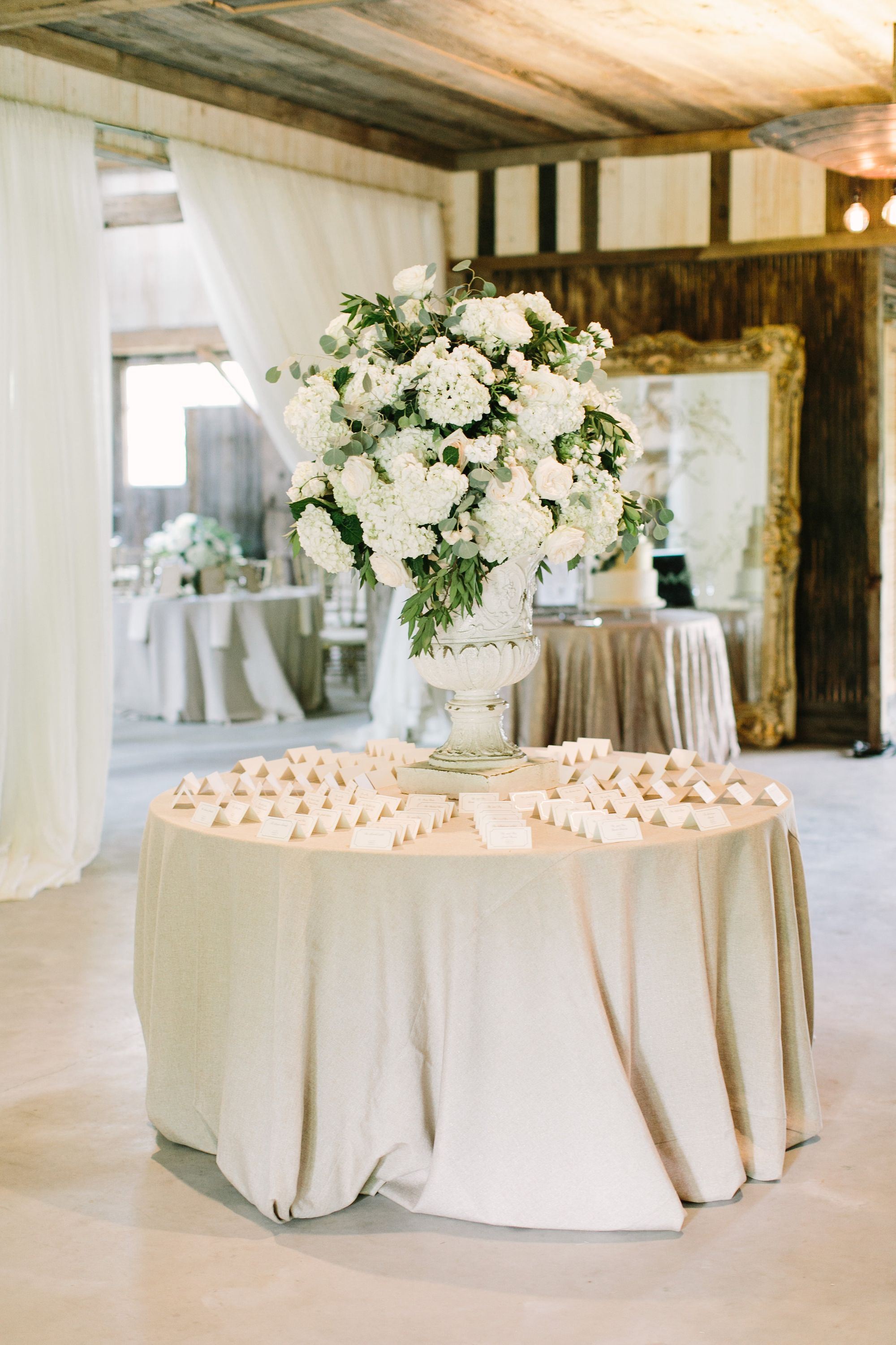 houston wedding decor