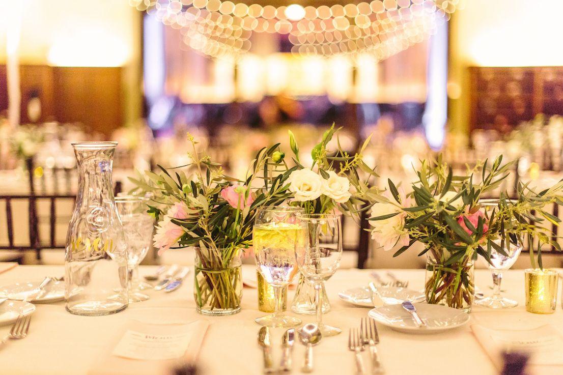 Houston Wedding Reception Decor