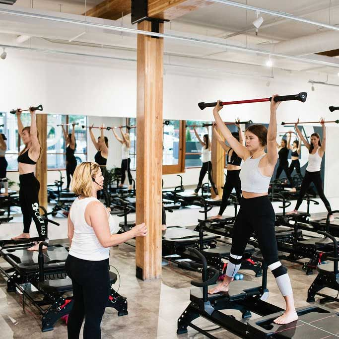Mastering the Pilates Reformer Free Resource