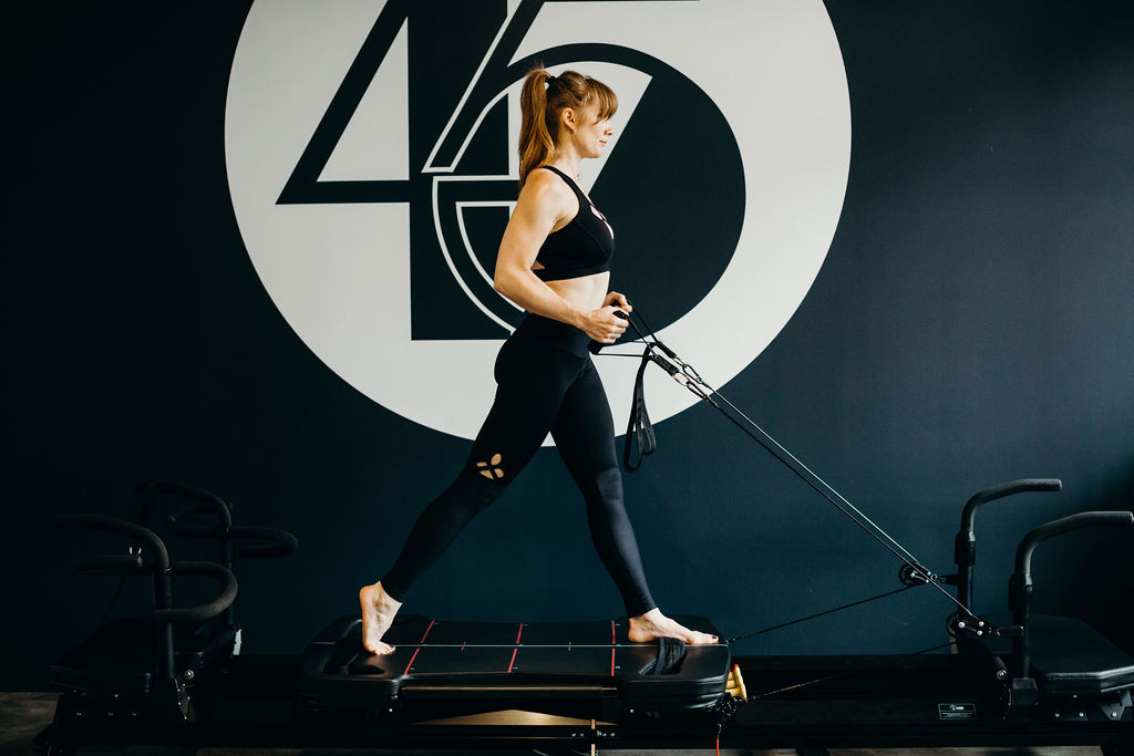 The Lagree Method is the most innovative and effective approach to full body conditioning