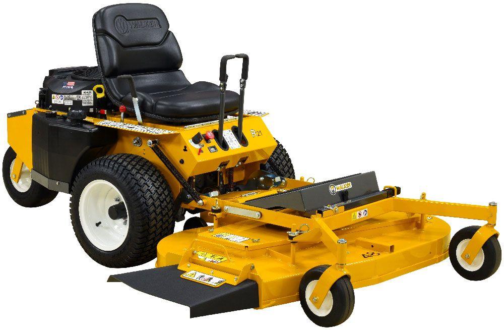 Walker Mower Model R