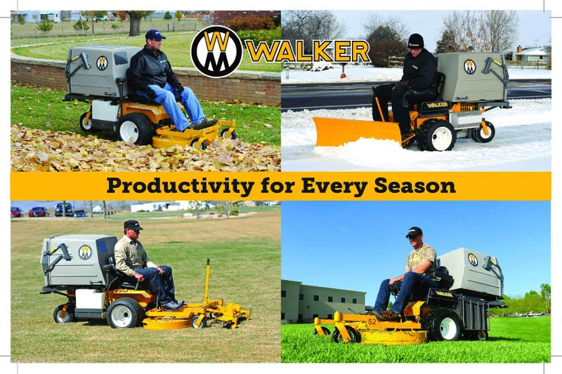 Walker Mowers - Emmett Equipment Company