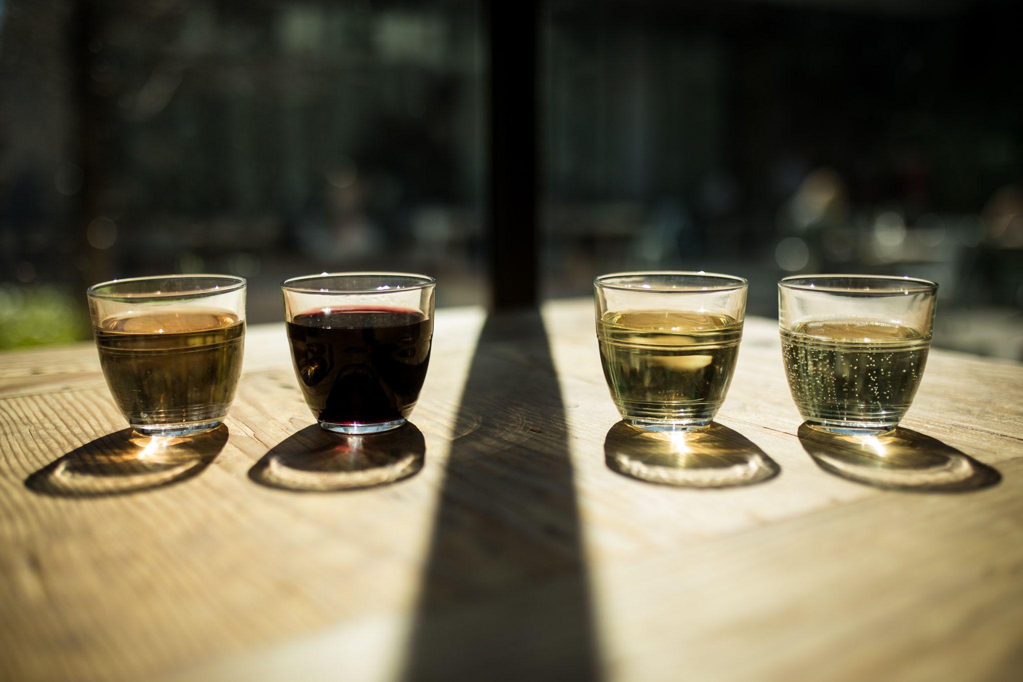 BEER + WINE