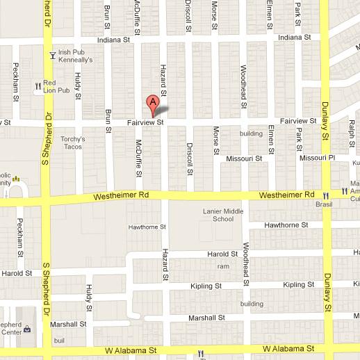 Roost, 1972 Fairview Street, Houston, TX 77019