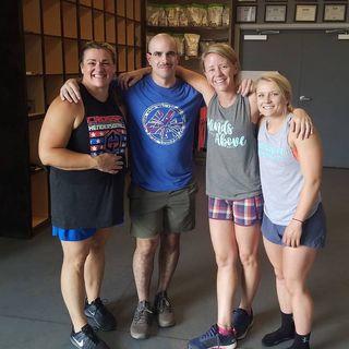 Week of Workouts - CrossFit Hendersonville