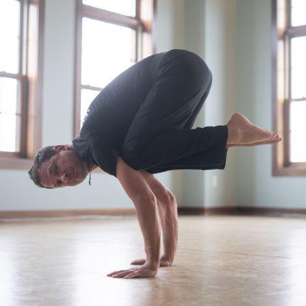 Fred Meston yoga instructor