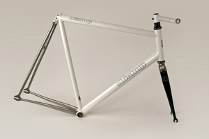 NICK'S SINGLE SPEED, HANDMADE BIKE FRAME