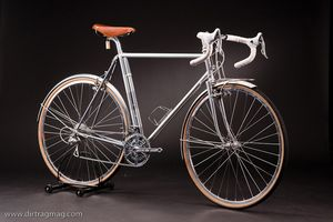 DAN ARTLEY'S SPORTIF, CUSTOM MADE BIKE, BALTIMORE, BISHOP BIKES