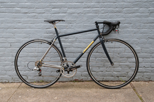 CAROLINE'S ROAD BIKE, CUSTOM BIKE, BISHOP BIKES