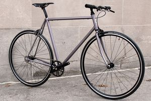 MARTIN'S SINGLE SPEED, HANDMADE BIKE, BALTIMORE, BISHOP