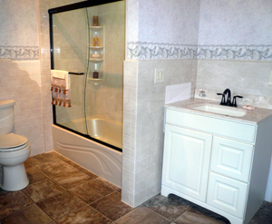 Complete Bathroom Remodel Complete Bathroom Remodel N Marayaco - Bathroom remodel showroom