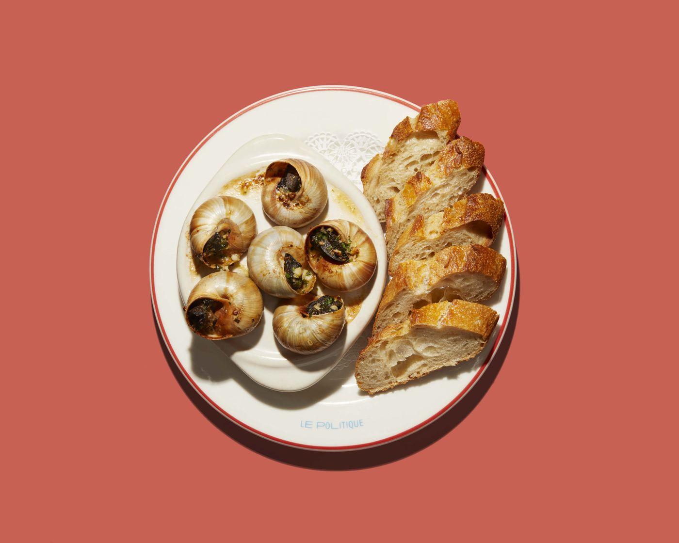 escargots austin