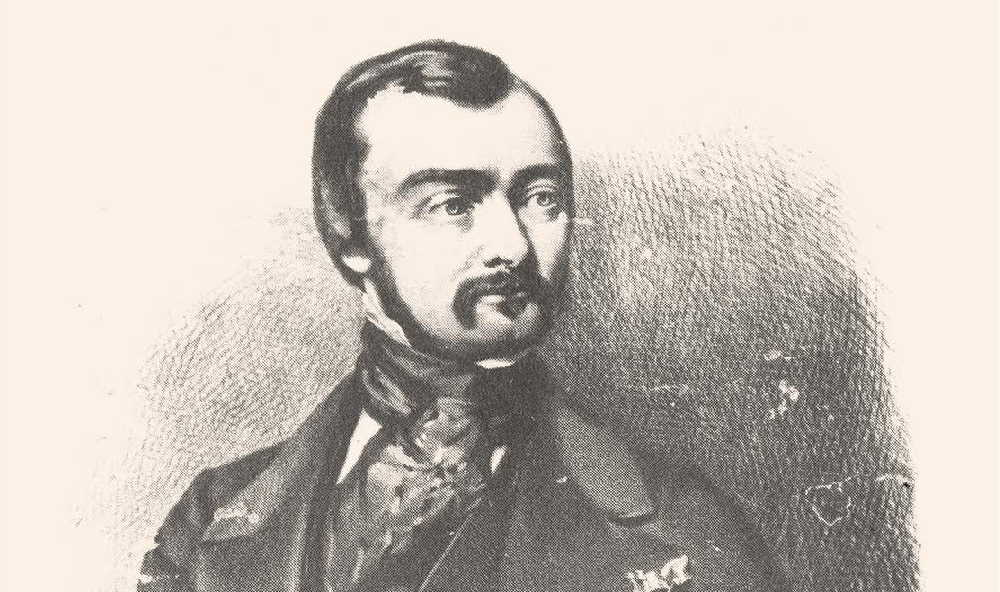 Count DuBois de Saligny - Le Politique