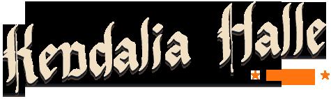 Kendalia Halle