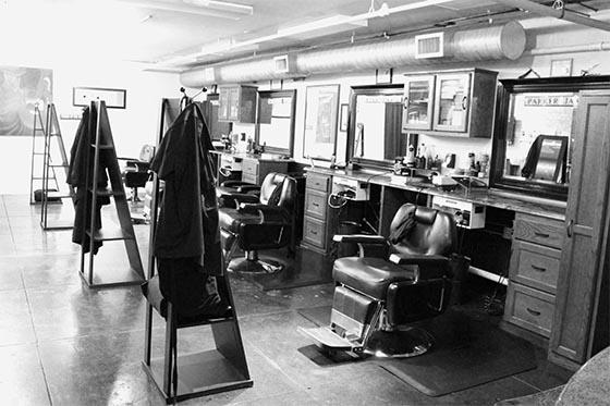 Austin Barber Shop