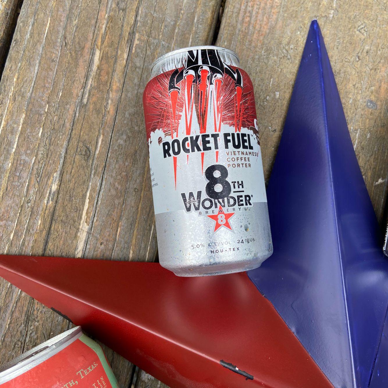 8th Wonder Rocket Fuel with Texas Twinkies