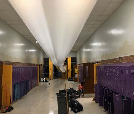 SCHOOL BOARD DECLARES EMERGENCY, HIRES DISASTER CLEAN-UP COMPANY.jpg