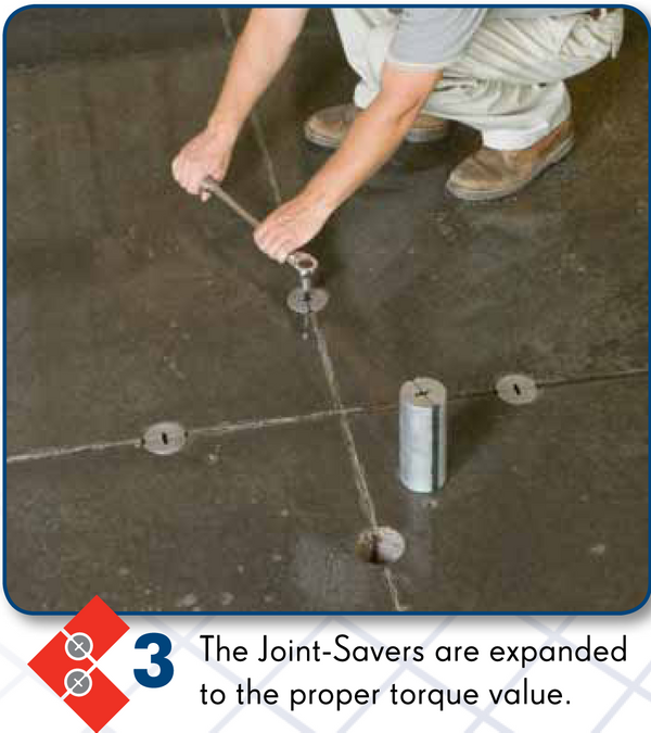 Reestablish Joint Integrity with the Joint-Saver - Michigan Concrete