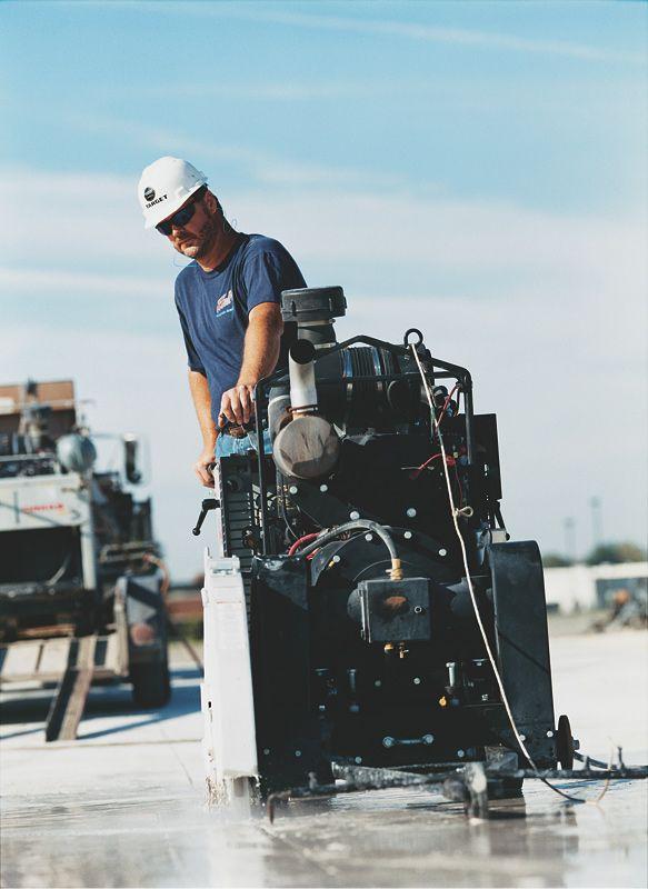Asphalt Cutting - Michigan Concrete Sawing & Drilling Company