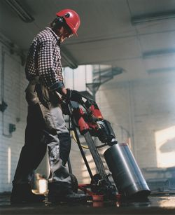 Concrete Core Drilling - Michigan Concrete Sawing & Drilling Contractor